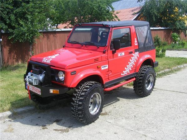 Suzuki SAMURAI 1999 second hand de vanzare/parare