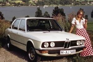 BMW prezinta in imagini istoria lui Seria 5