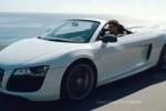 VIDEO: Audi promoveaza noul R8 V10 Spyder prin intermediul filmul Iron Man 2