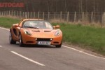 VIDEO: Autocar testeaza noul Lotus Elise facelift