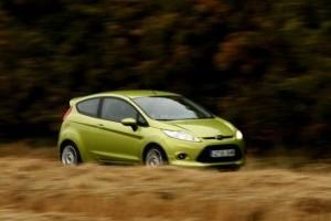 Ford Fiesta, cel mai bine vandut model european in martie