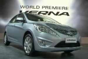 VIDEO: Noul Hyundai Accent