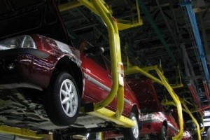 Dacia a exportat 80.000 unitati in primul trimestru