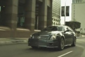 VIDEO: Noul Cadillac CTS-V Wagon se prezinta