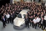 Primul Aston Martin Rapide a fost produs in Austria