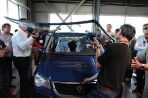 Reportaj: Cum trebuie montate parbrizele in service