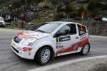 Pilotii din Citroen Racing Trophy pe podium la Raliul Argesului