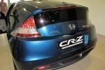 Honda CR-Z hibrid a fost prezentat in Romania