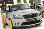 Modelele Skoda Octavia si Fabia RS+ au fost prezentate la Worthersee