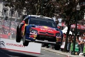 Citroen WRC  vrea hat trick-ul in Raliul Portugaliei