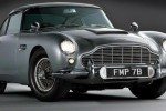 Originalul Aston Martin DB5 din James Bond, scos la licitatie