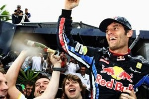 Red Bull i-a prelungit contractul si in 2011 lui Mark Webber