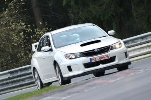 VIDEO: Subaru Impreza WRX STI a scos 7:55 la Nurburgring