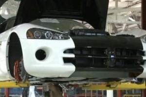 VIDEO: Nasterea modelului Dodge Viper ACR-X