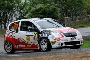 Citroen Racing Trophy in Raliul Clujului