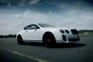 VIDEO: Top Gear testeaza Bentley Continental Supersports