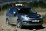 Citroen C-Crosser, masina oficial la Raliul Sibiului