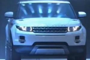 VIDEO: Noul Range Rover Evoque se prezinta