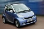 Smart prezinta noul model ForTwo facelift