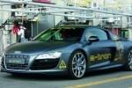 Audi R8 e-tron participa la Silvretta E-Auto Rally Montafon 2010
