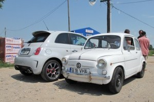 FOTO: Fiat isi da mana peste ani!