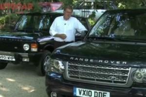 VIDEO: Vechi vs nou: Range Rover vs Range Rover