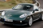 Noul Porsche Cayman Clubsport ar putea fi lansat  la Los Angeles