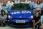 VW Scirocco a ajuns la 100.000 de unitati