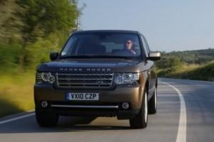Land Rover pregateste un nou model Range Rover