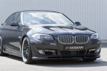 Noul BMW Seria 5 tunat de Hamann
