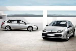 Renault va prezenta la Paris noul Laguna facelift