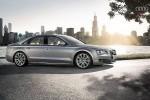 S-a prezentat Audi A8 cu ampatament prelungit