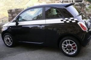 Fiat 500, modificat pentru America