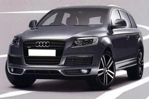 Audi Q7 va fi innoit in vara