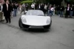 VIDEO: Porsche 918 Sypder Hybrid la Pebble Beach