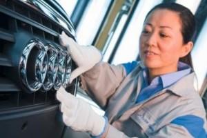 Audi, BMW si Mercedes devin dependenti de piata chineza