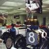 Muzeul celebritatilor masinilor de curse din Speedway Indianapolis