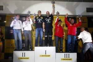 Echipajul Edwin Keleti - Victor Ponta, campioni nationali in CNR la grupa A