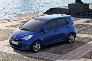 Toyota Verso S, premiera la Paris!