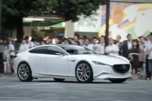 VIDEO: Conceptul Mazda Shinari