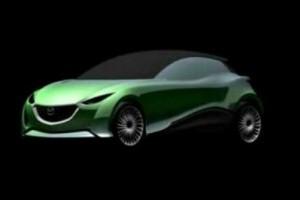 VIDEO: Viitorul Mazda3 cu design Kodo