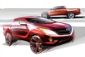 Noul Mazda BT-50 va fi prezentat in Australia