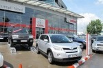 Caravana Toyota Experience 2010