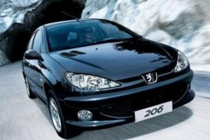 Peugeot 206 va iesi din productie in 2011