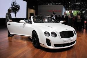 Paris Live: Standul Bentley