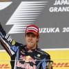 Sebastian Vettel, imparatul Japoniei