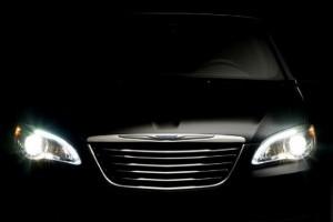 Teasere la noul Chrysler 200