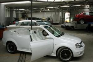 Iata primul Dacia Logan Cabrio!
