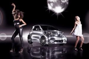 Toyota IQ Disco, pentru DJ-ul din tine!