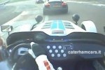 VIDEO: Senzatii tari cu un Caterham R500